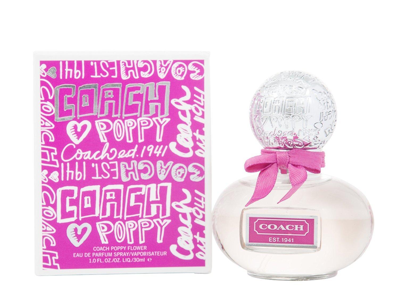 Amazon Coach Poppy Flower Eau De Parfum Spray For Women 1