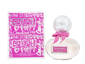 Amazon coach poppy flower eau de parfum spray for women 1 coach poppy flower eau de parfum spray for women 1 ounce mightylinksfo