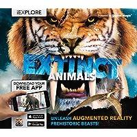 iExplore - Extinct Animals: Unleash Augmented Reality Prehistoric Beasts