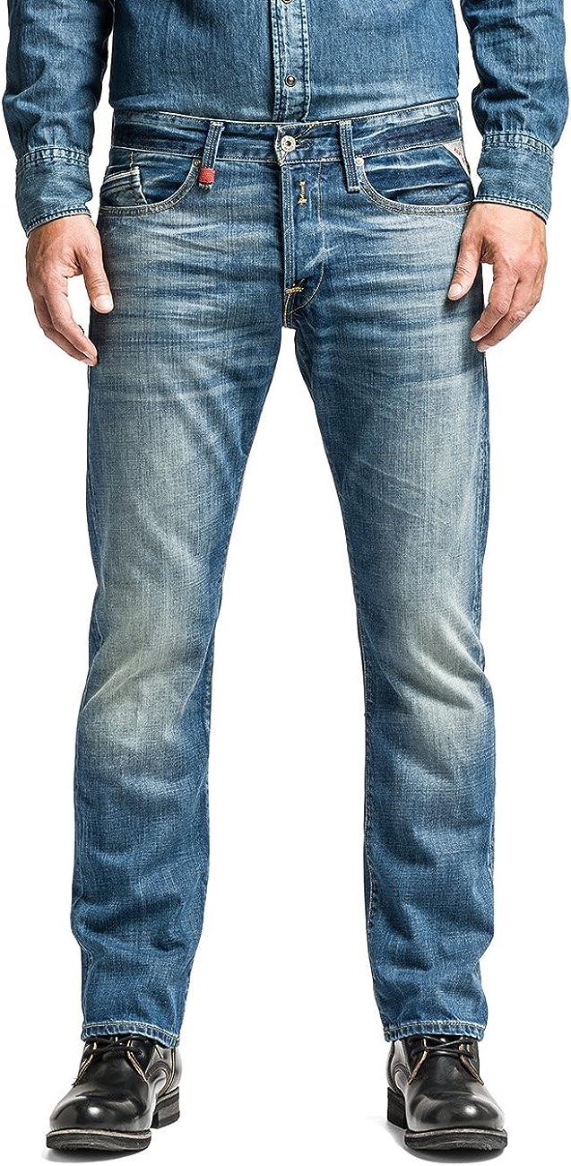 Replay Waitom, Jeans Hombre