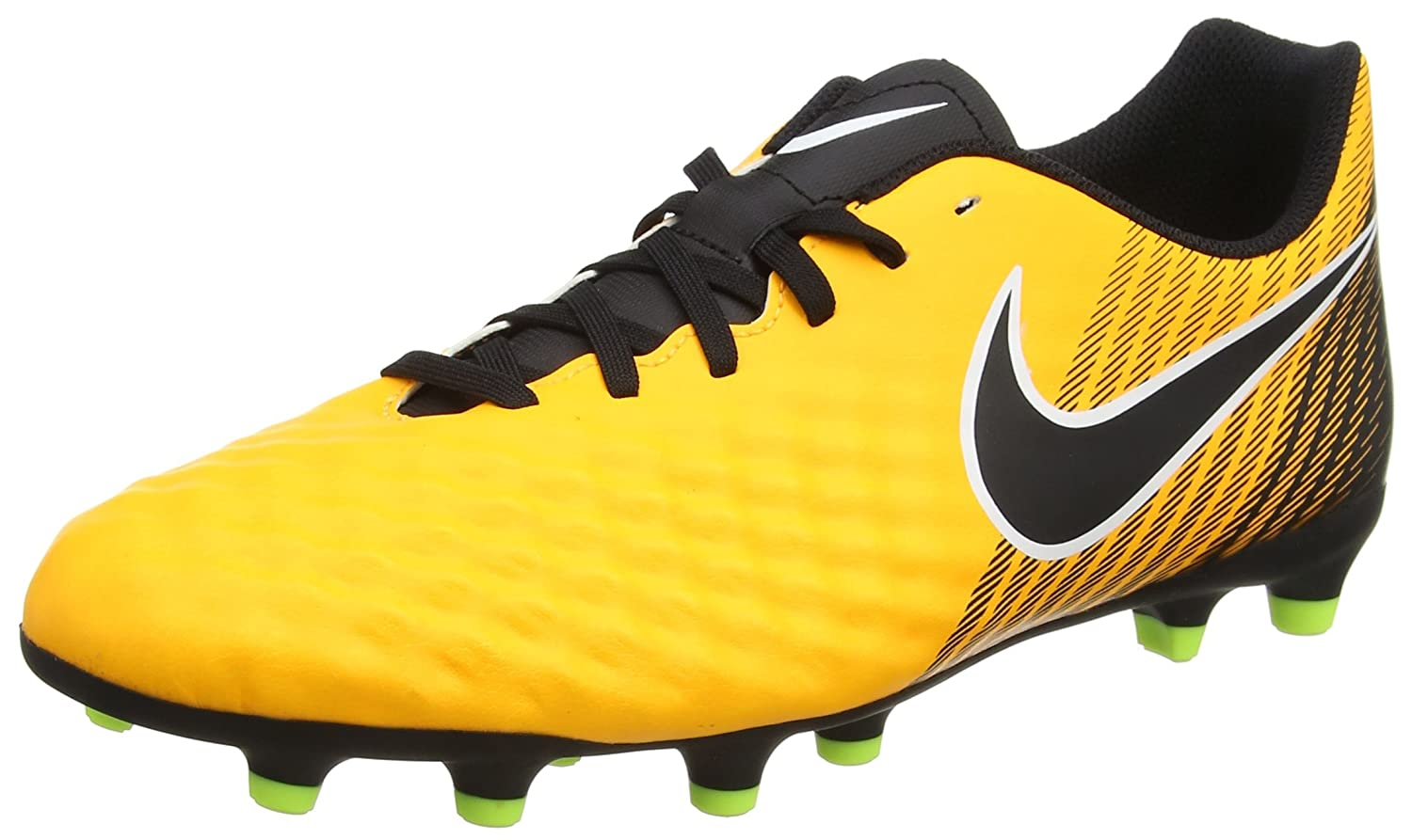 c08142a9c7a9 Amazon.com   Nike Magista Ola II Firm Ground Soccer Cleats-Yellow Black    Shoes