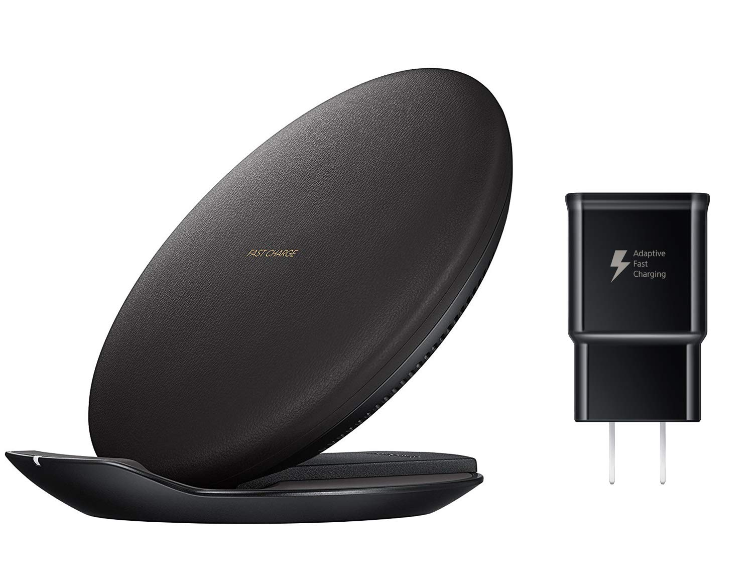 Samsung Qi Certified Fast Charge Wireless Charging Convertible Stand