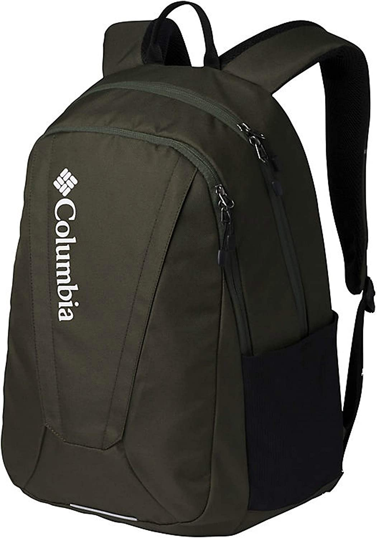 Columbia Unisex Tamolitch II Daypack Laptop School Student Backpack (Surplus Green/black)