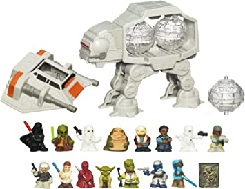 Hasbro Star Wars - Multi Pack 16 Figuras + Accesorios Fighter Pods ...