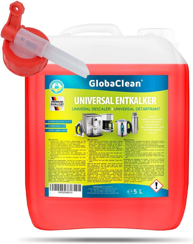 GlobaClean – Descalcificador para cafeteras automáticas y ...