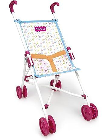 Amazon.es: Cochecitos - Muñecos bebé y accesorios: Juguetes y juegos