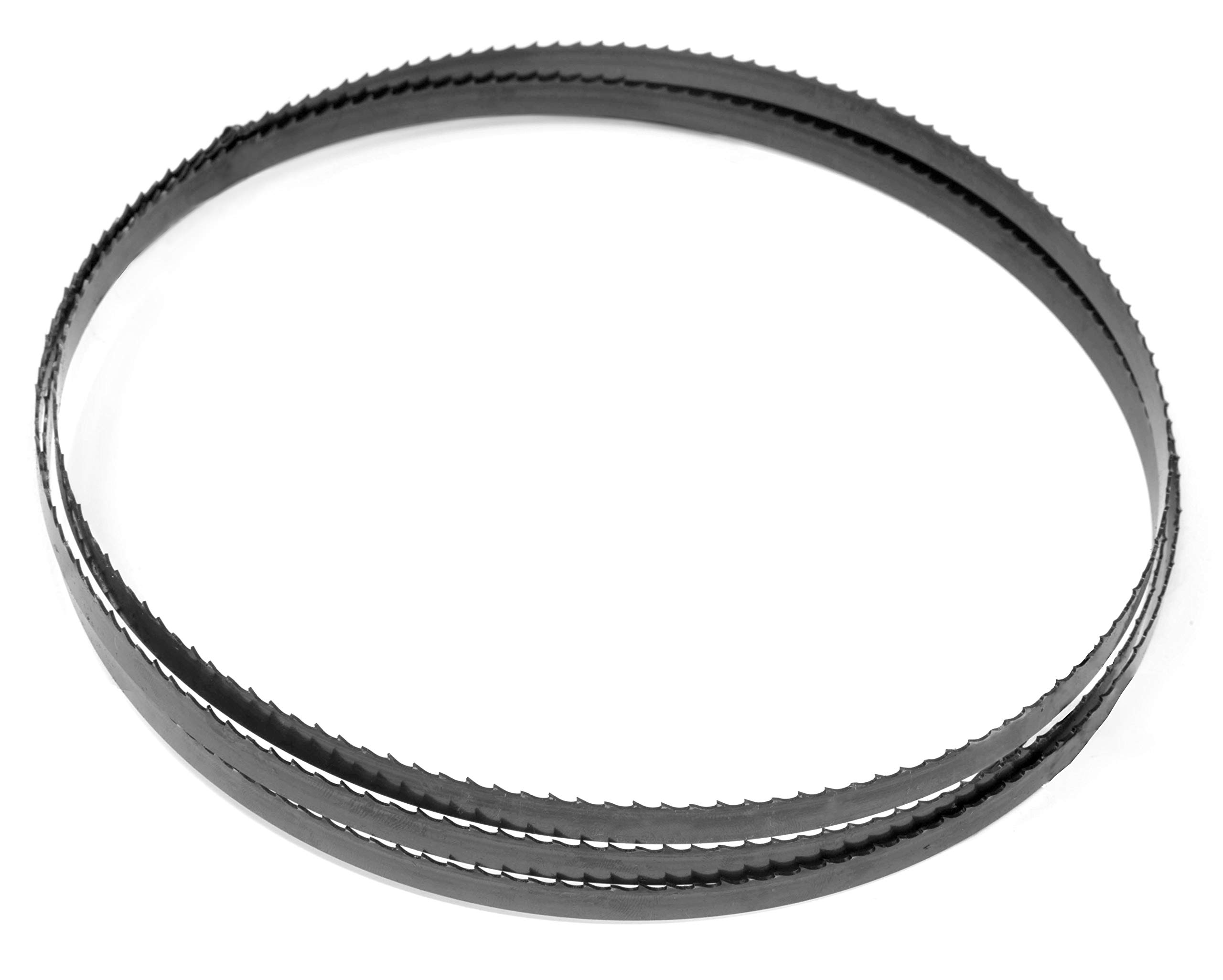 """WEN BB7225 72"""" Woodcutting Bandsaw Blade with 6 TPI & 1/4"""" Width"""