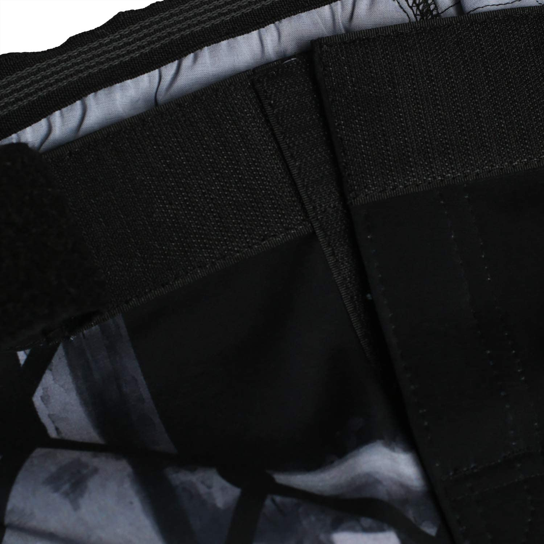 Shorts Hardcore Training Pitbull City Uomo Pantaloncini Fitness MMA