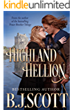 Highland Hellion (Blades of Honor Book 1)