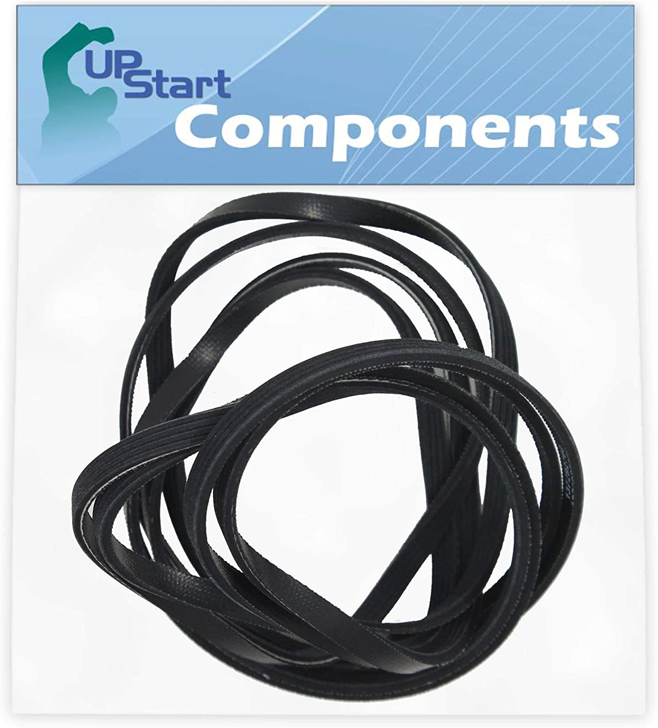 137292700 Dryer Belt Replacement for Electrolux FFLE2022MW2 - Compatible with 134163500 Drum Belt