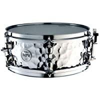 Mapex MPX Steel Snare (12x6in, Hammered)