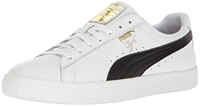 Amazon.com   PUMA Men s Clyde Sneaker   Shoes 8ecb95f546