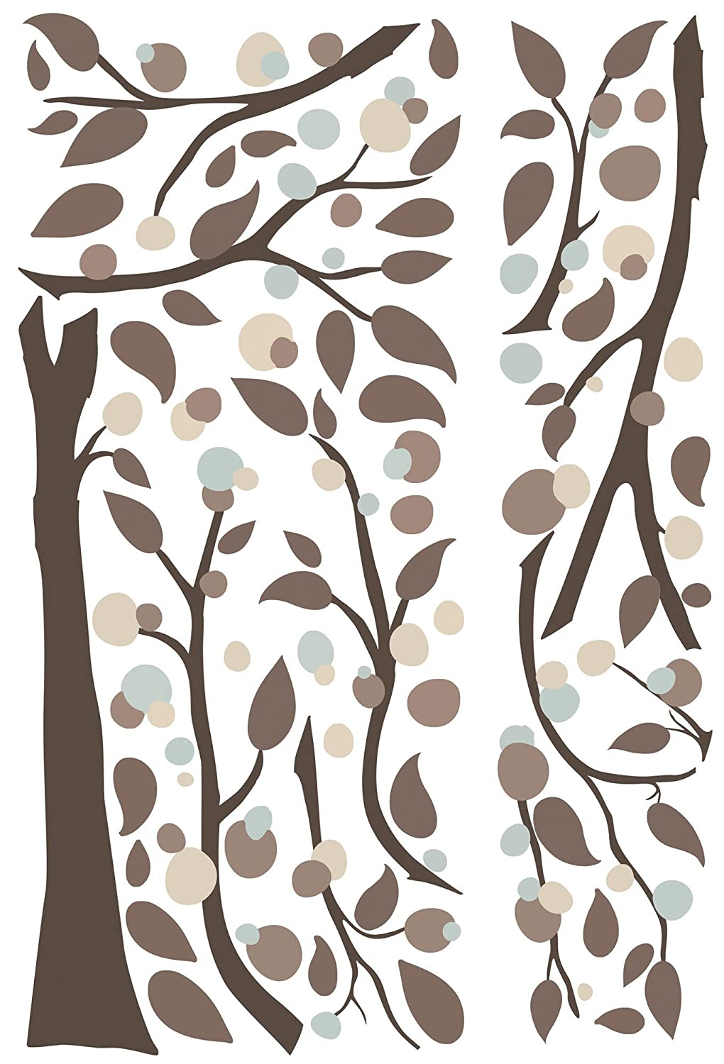RoomMates RMK2365GM Mod Tree Peel And Stick Giant Wall Decals, 1 Pack, Wall  Stickers U0026 Murals   Amazon Canada Part 34