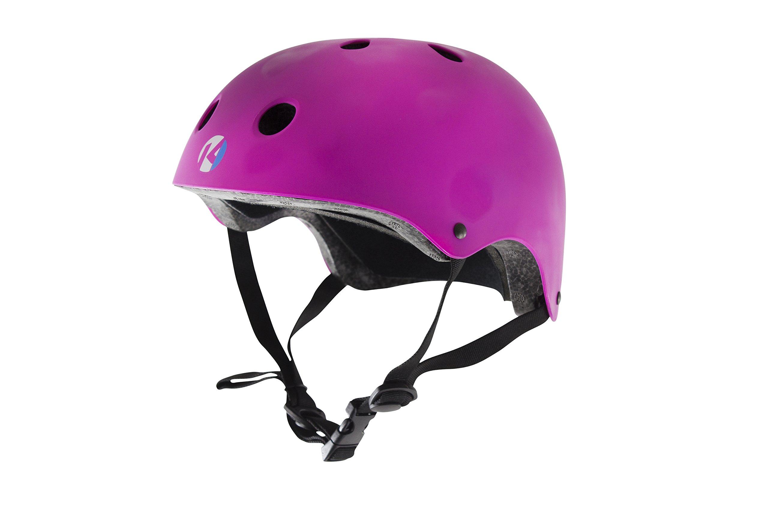 Kryptonics Starter Helmet, Pink, Small/Medium