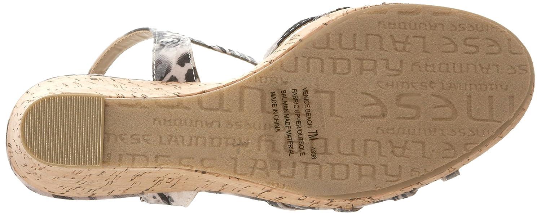 Chinese Laundry Women's Venice B(M) Beach Wedge Sandal B004FTC96K 8.5 B(M) Venice US|Black 455a68