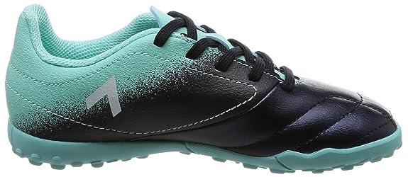 Amazon.com   adidas Futsal Shoes Turf Kids Football Outdoor ACE 17.4 Boys Boots Junior S77121 (US 4.5)   Soccer