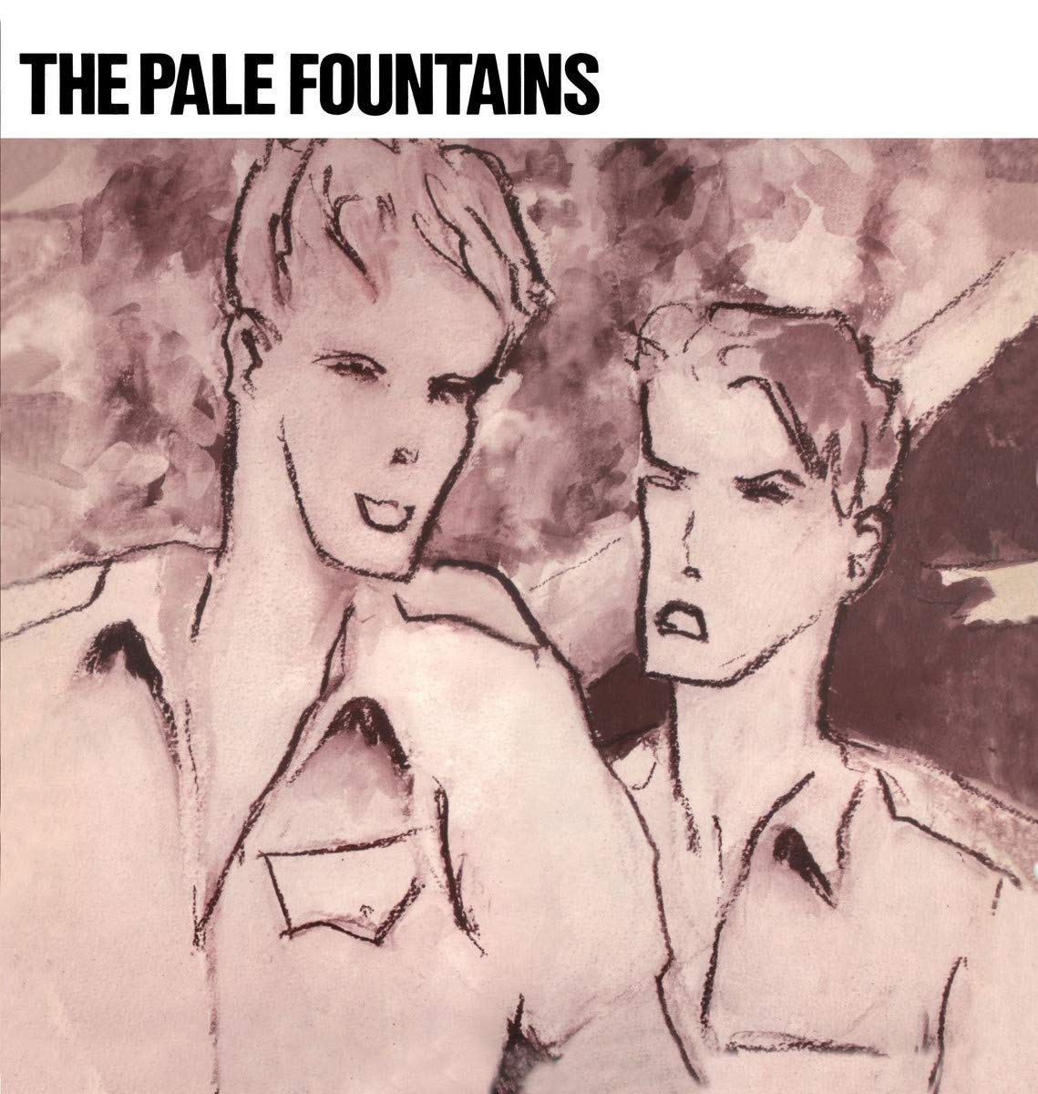 Vinilo : Pale Fountains - There's Always Something On My Mind /  Just A Girl (7 Inch Single)