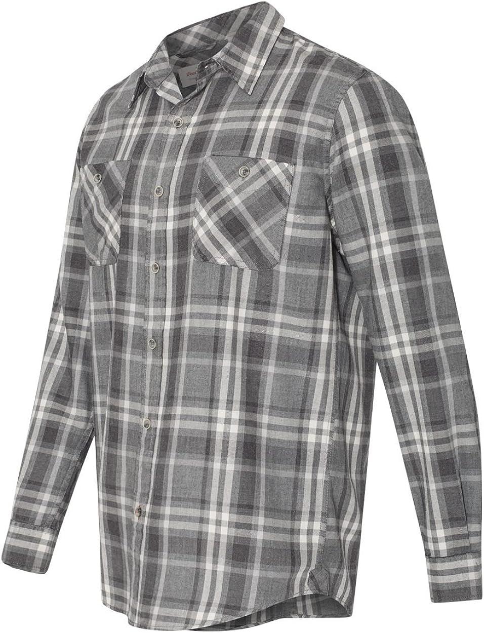 Weatherproof 178573 Vintage Burnout Flannel
