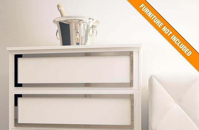 Homeartdecor Faro Möbelüberlagerung Geeignet Für Ikea Malm