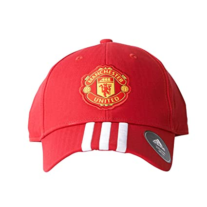 39ae42da3d94b2 Adidas AC5607 Manchester United Sports Cap  Amazon.in  Sports ...