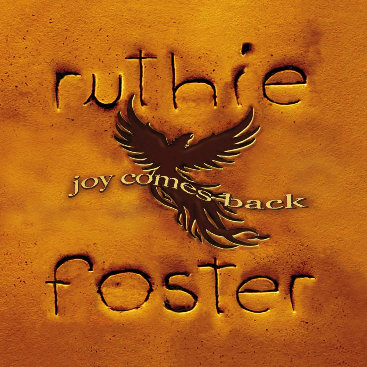 Ruthie Foster - Joy Comes Back (2017) [WEB FLAC] Download