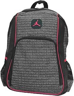 93276c552924 Amazon.com  Nike Jordan Backpack Bookbag School Bag Laptop Bag Lt ...