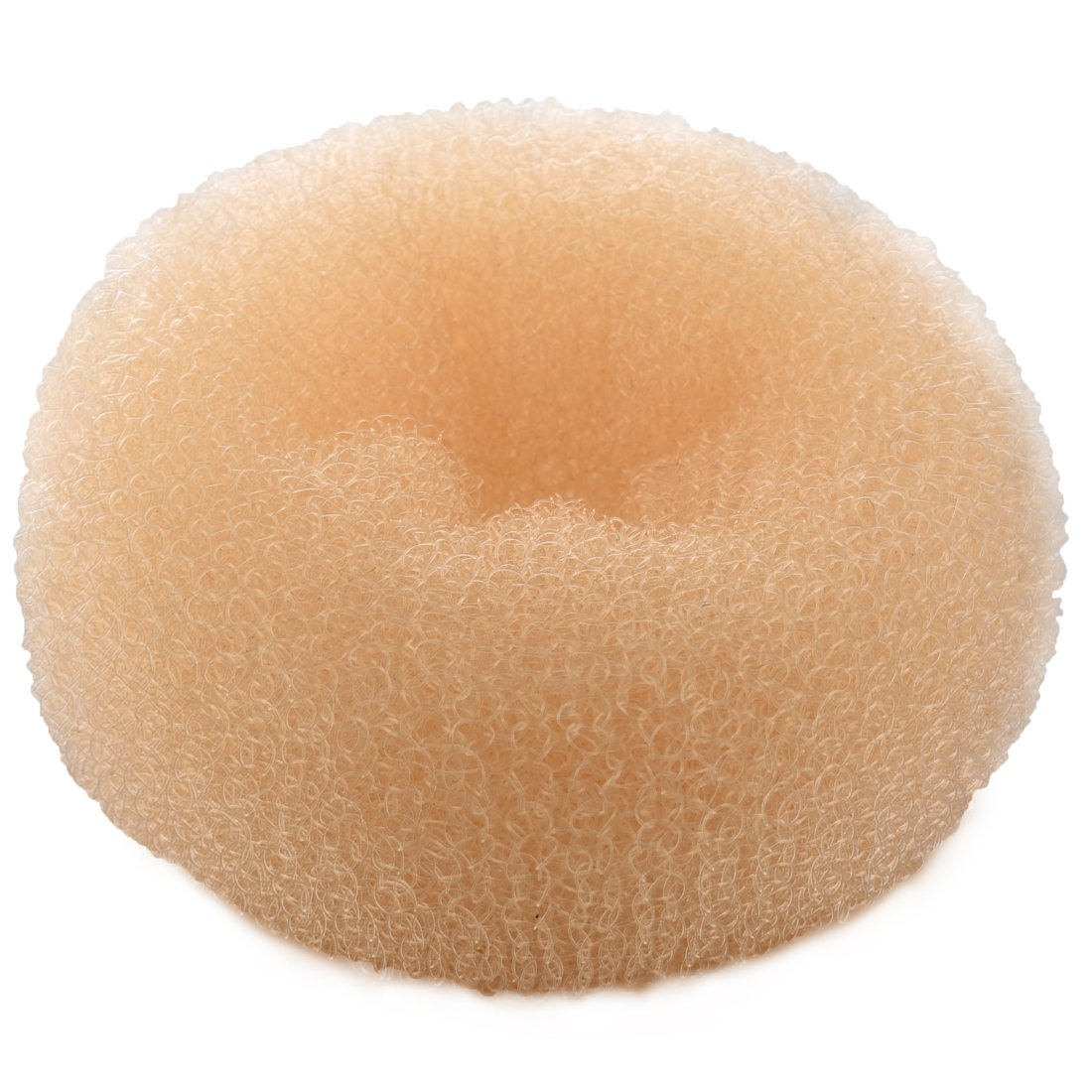 TOOGOO(R) Blonde Donut Hair Ring Bun Former Shaper Styler Tool