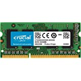 Crucial CT8G3S1339MCEU 8 GB (DDR3L, 1333 MT/s, PC3-10600, SODIMM, 204-Pin) Memory for Mac
