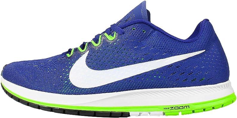 cuerno cocodrilo Validación  Nike Men's Zoom Streak 6, Concord/Electric Green-White, 10.5 M US: Amazon.ca:  Shoes & Handbags