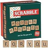 Scrabble Wooden Tile Fridge Magnets
