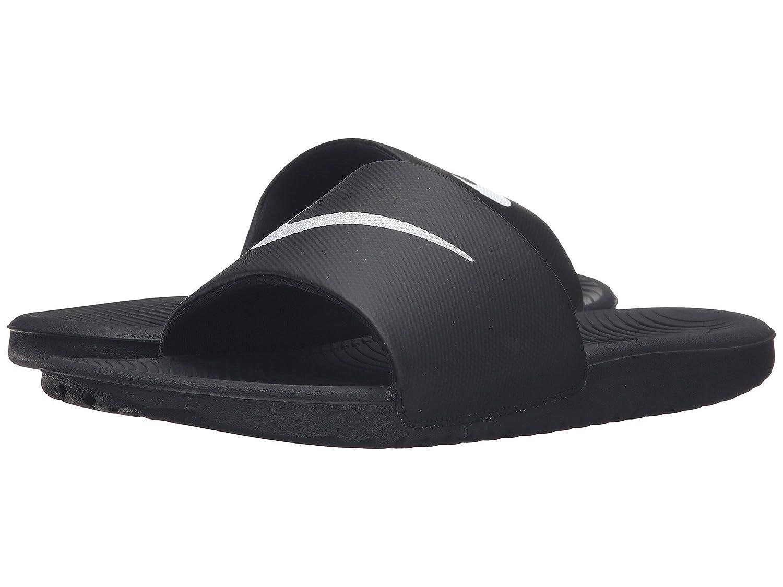 (ナイキ) NIKE メンズサンダル靴 Kawa Slide Black/White 10 (28cm) D - Medium B078Q5C23J