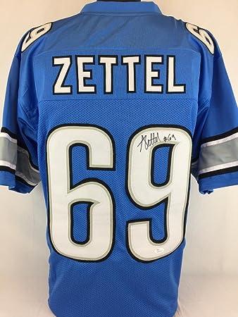 Anthony Zettel NFL Jersey