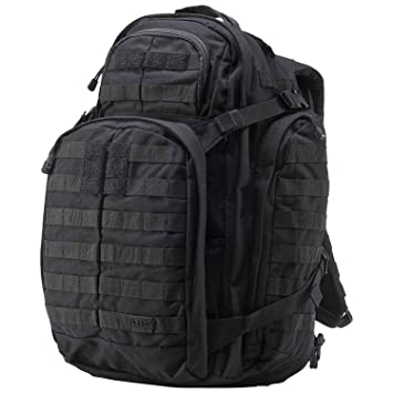 4b0234e36e7 Amazon.com : 5.11Tactical RUSH72 Military Backpack, Molle Bag Rucksack  Pack, 55 Liter Large, Style 58602 : Tactical Backpacks : Sports & Outdoors