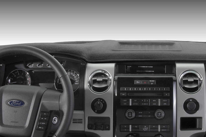 DashMat 91843-02-28 UltiMat Dashboard Cover for Ford F-150 Premium Carpet, Claret