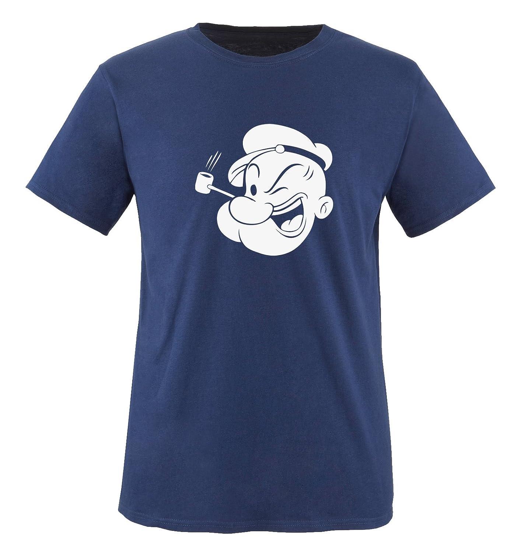 POPEYE - TUT TUT - Herren Unisex T-Shirt Gr. S bis XXL Diverse Farben
