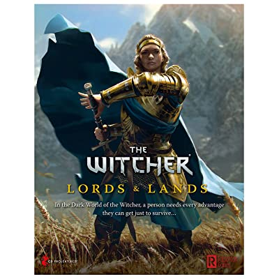 The Witcher RPG: Lords and Lands Expansion: Toys & Games