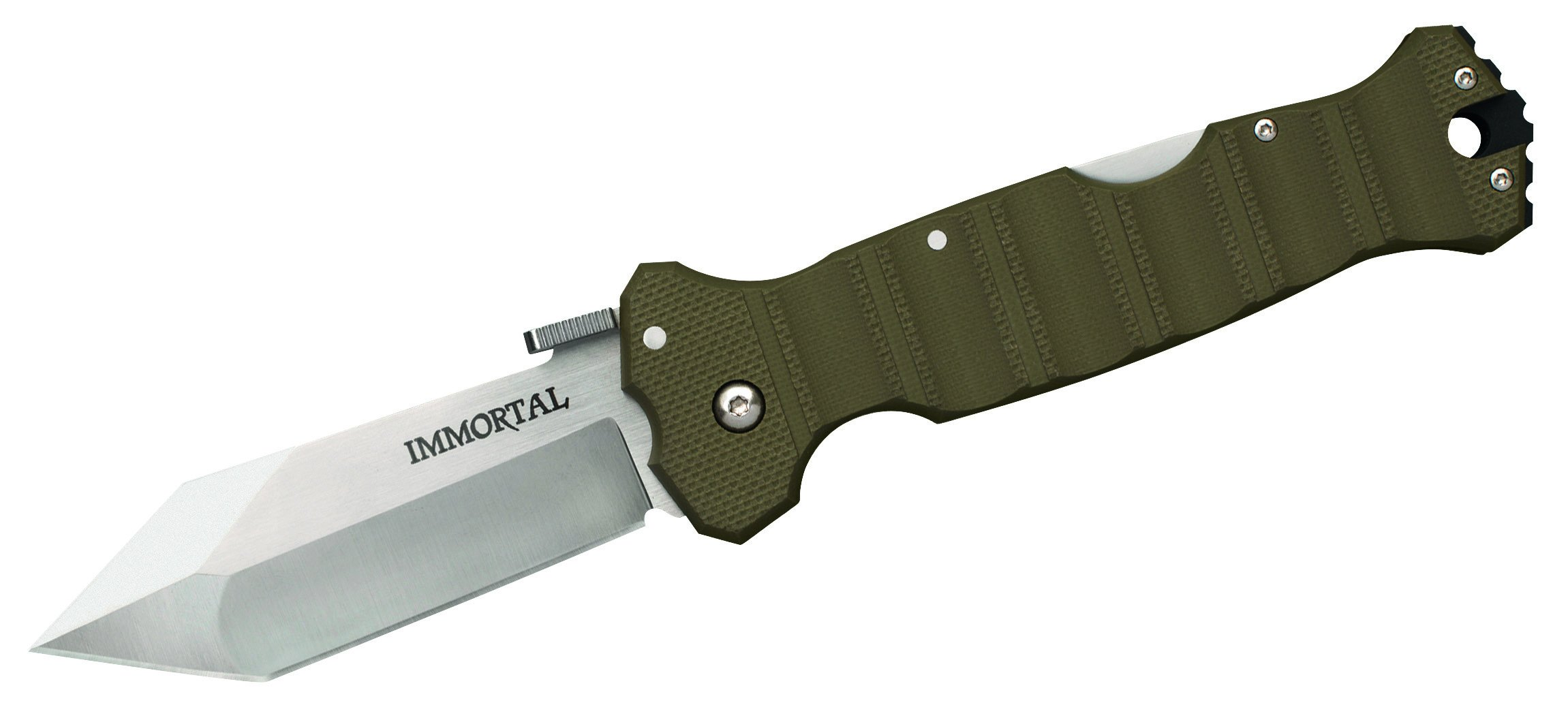 Cold Steel Immortal OD Green 23GVG by Cold Steel (Image #1)