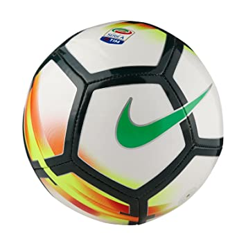 Balón serie A 2017 2018 de tamaño pequeño 1, con fondo blanco y de ...