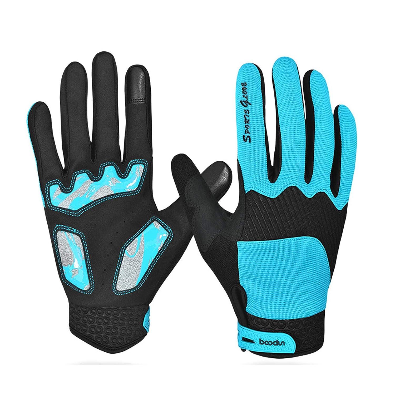 Blisfille Wischen Sie Warme Finger Handschuhe Rutschfesten Handschuhen Handschuhe Griffs Vollen Fingers Lang Größe