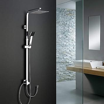Bonade Badewannenarmatur Duschsysteme Chrom Badewanne Duschamarturen