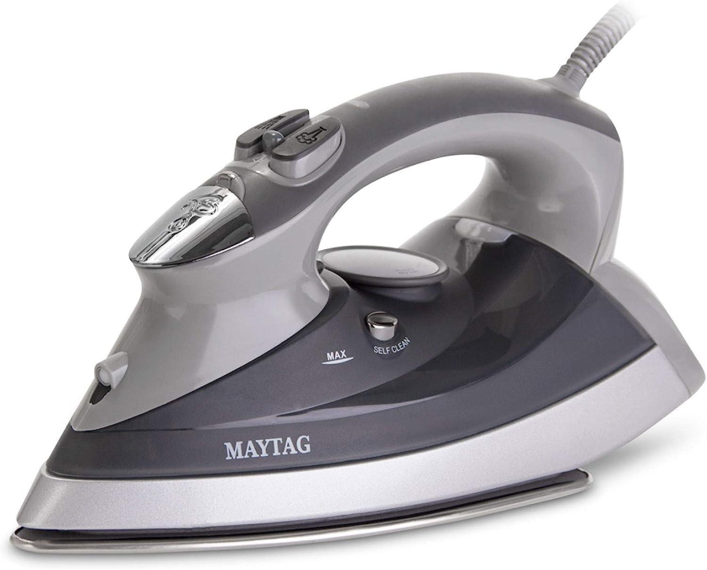 2. Maytag M400 Speed Heat Iron and Vertical Steamer
