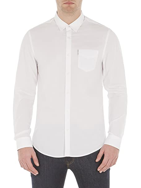 Ben Sherman - Camisa casual - Básico - para hombre 1tFtc