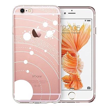 Amazon.com: Unov - Carcasa para iPhone 6s, iPhone 6 de 4,7 ...
