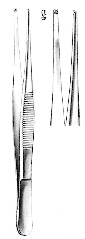 Comdent 20-858-1 Kocher Tweezer, 14.5 cm Commic International Limited