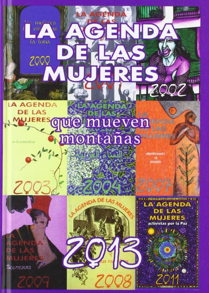 2013 agenda de las mujeres: AA.VV.: 9788496004535: Amazon ...