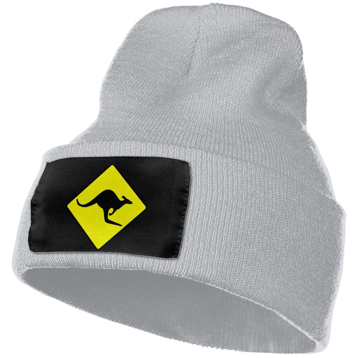 SLADDD1 Sign Warm Winter Hat Knit Beanie Skull Cap Cuff Beanie Hat Winter Hats for Men /& Women