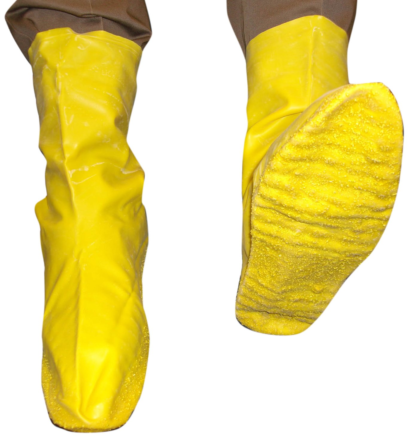 Enviroguard Latex Nuke Boot Cover, Disposable, Yellow, X-Large (Case of 50)