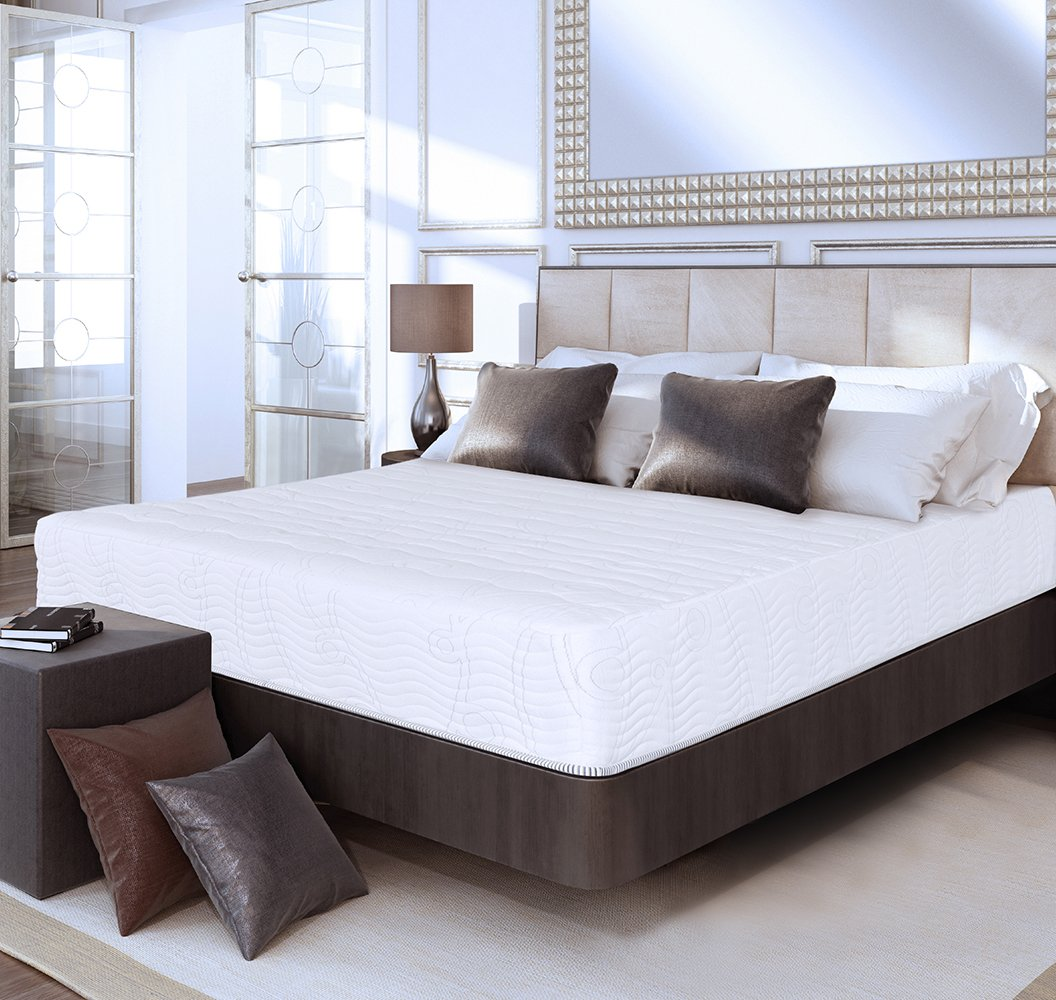 These mattresses keep their shape best among all different types.