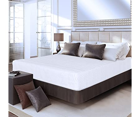 Olee Sleep 10 inch Omega Hybrid Mattress