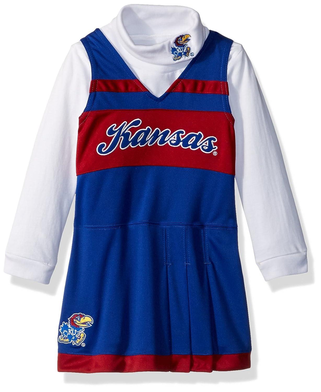 NCAA 幼児用タートルネック チアジャンパードレス B002PI9M5Y 3 Tall|Washington State Cougars 3 Tall
